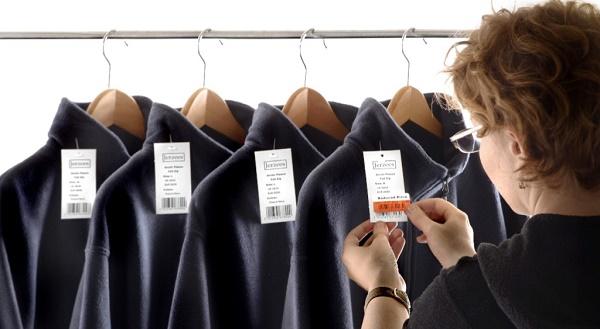 Маркировка на одежде