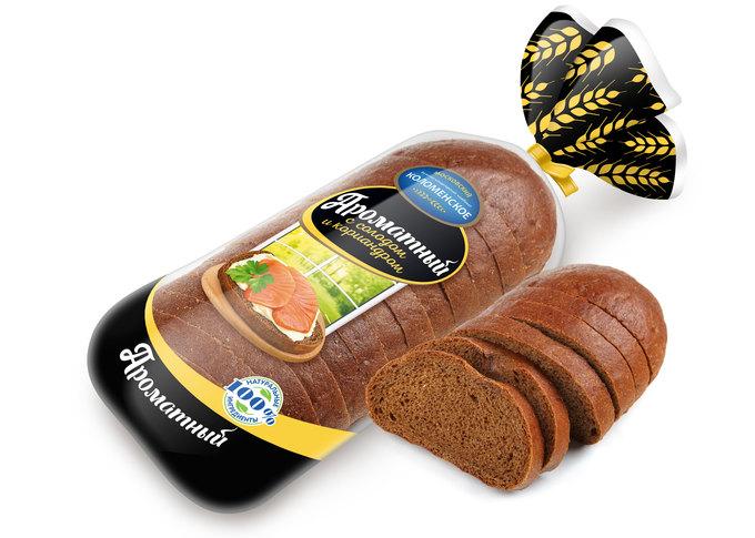 Черный хлеб «Коломенское»