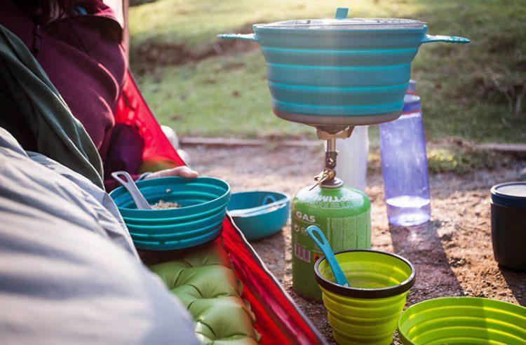 Набор туристической посуды