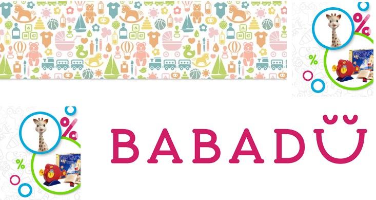 Логотип babadu