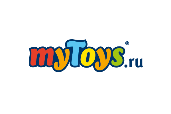 Логотип MyToys