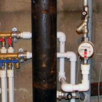 Стояки водоснабжения