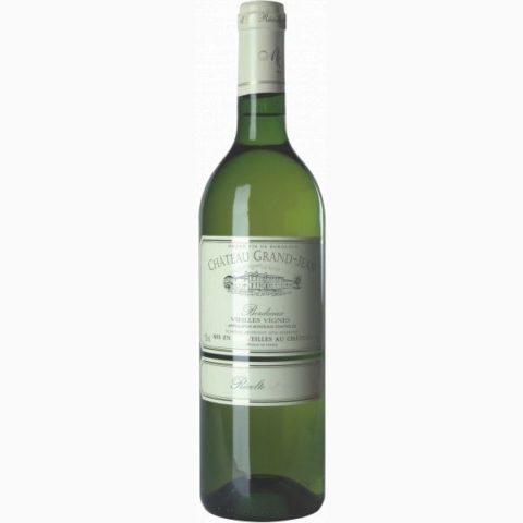 Chateau Grand-Jean Vieilles Vignes Blanc Bordeaux AOC