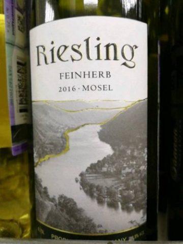 Riesling Feinherb Rheinhessen