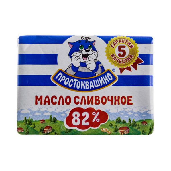 """Сливочное масло """"Простоквашино"""""""