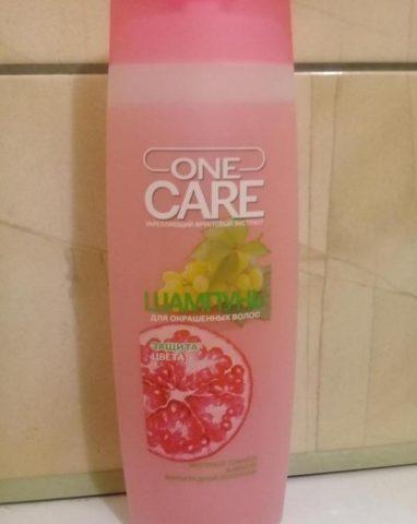 """Шампунь """"One Care"""""""