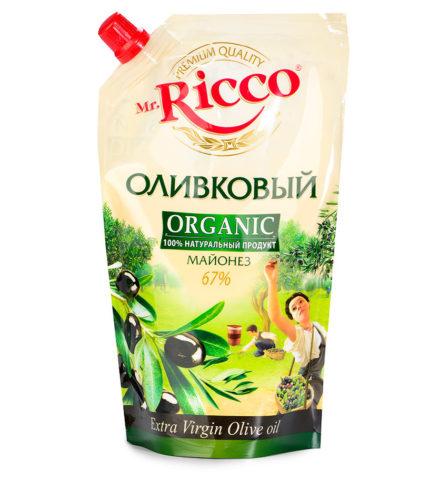 Mr. Ricco оливковый