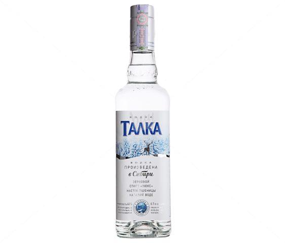 """""""Талка"""" водка"""