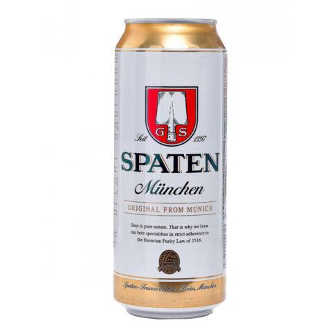 Spaten Munchen пиво