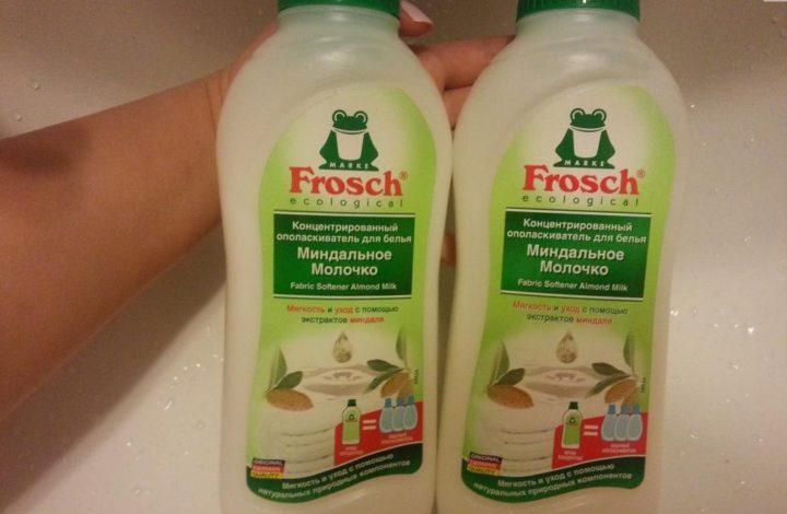 "Ополаскиватель для белья ""Frosch"""
