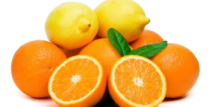 Лимоны и апельсины