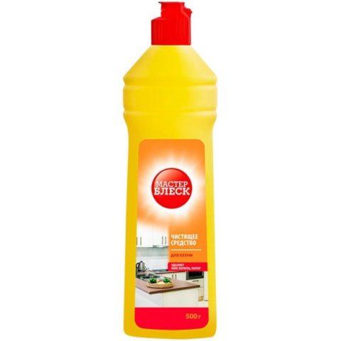Чистящее средство «Мастер Блеск»