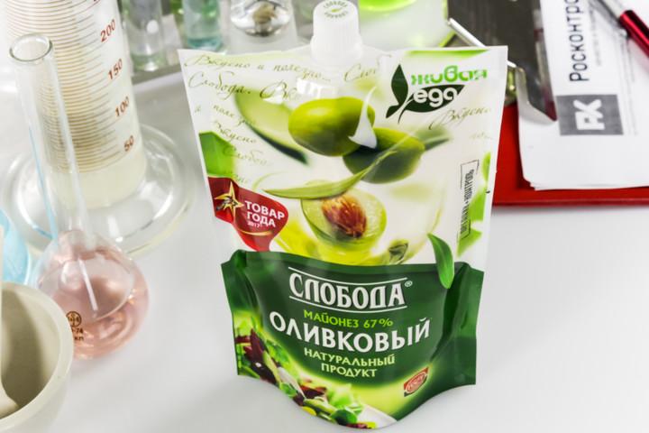 «Слобода» оливковый
