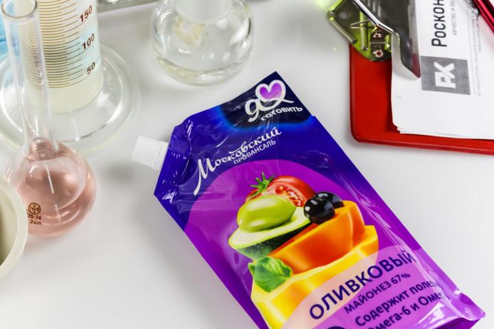 «Московский провансаль / Я люблю готовить» оливковый майонез
