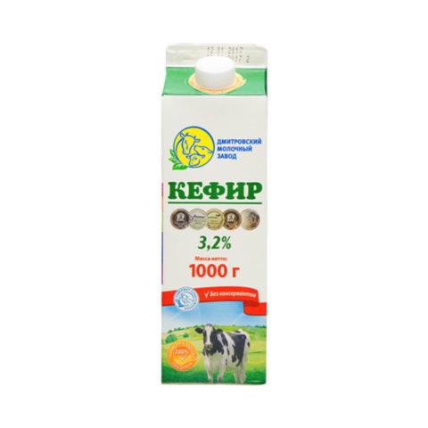 «Дмитровский молочный завод» кефир