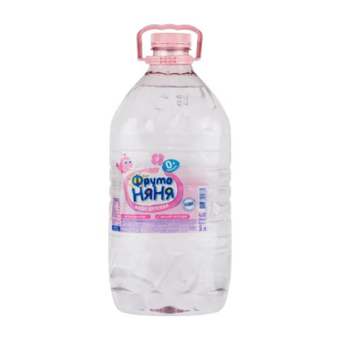«ФрутоНяня» вода