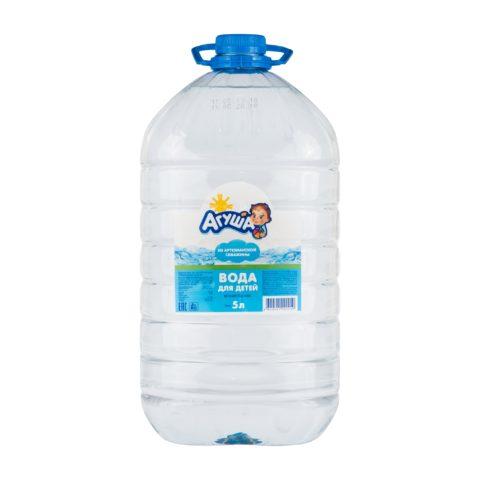 «Агуша» вода