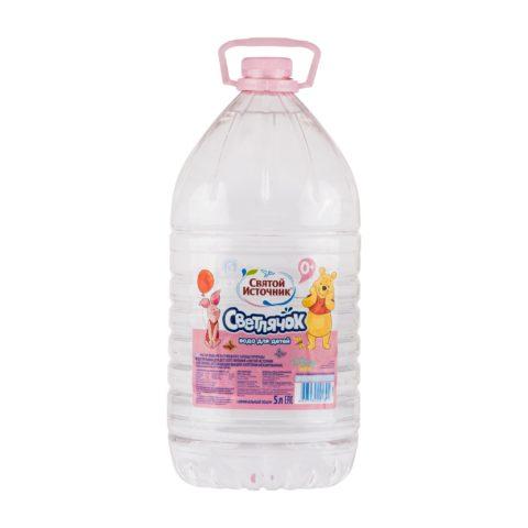 «Святой источник» вода