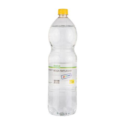 «Каждый день» вода