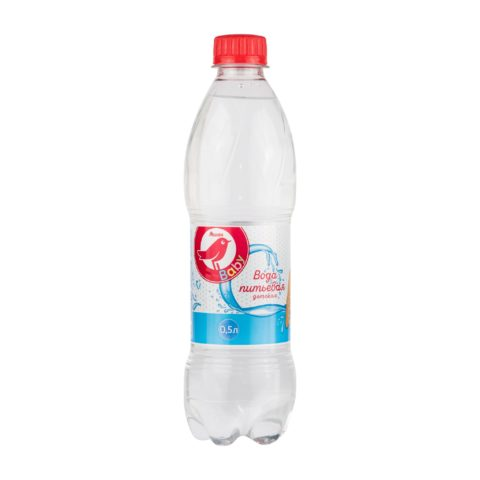 «АШАН BABY» вода