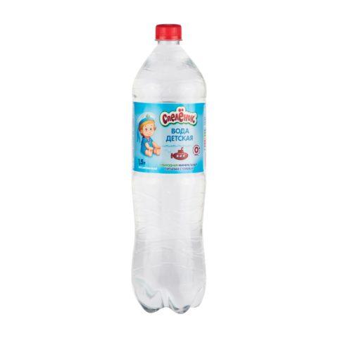 «Спеленок» вода