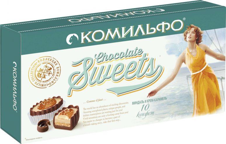 «Комильфо» конфеты