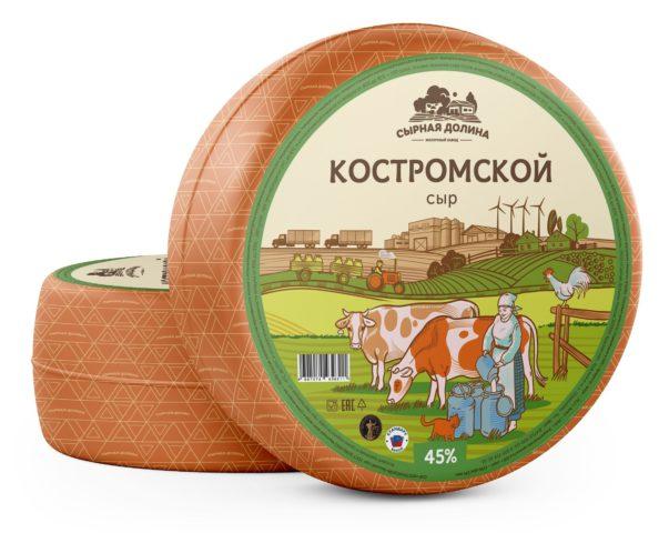 """""""Сырная долина"""" сыр"""