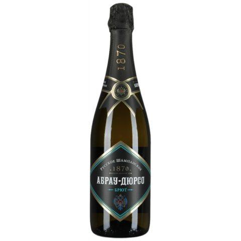 Абрау-Дюрсо «Брют» шампанское