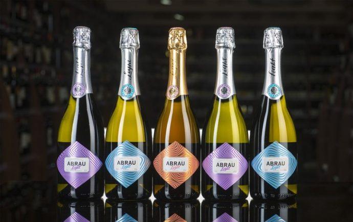 Abrau «Русский Азов» шампанское