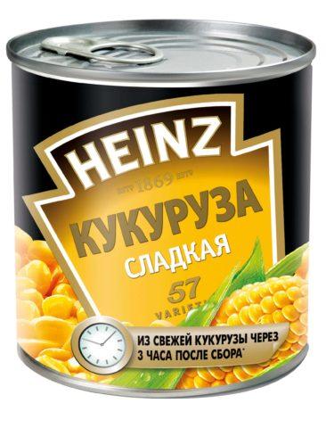 """""""Heinz"""" кукуруза"""