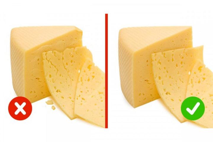 Сыр и фальсификат