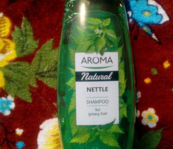 Aroma с экстрактом крапивы