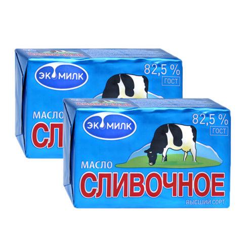 «Экомилк» масло