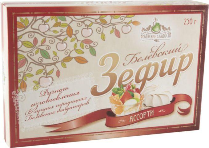 «Белёвские сладости» зефир