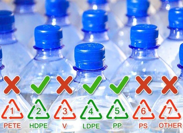 Маркировка пластиковой тары