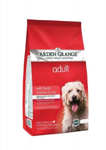 ARDEN GRANGE корм для собак