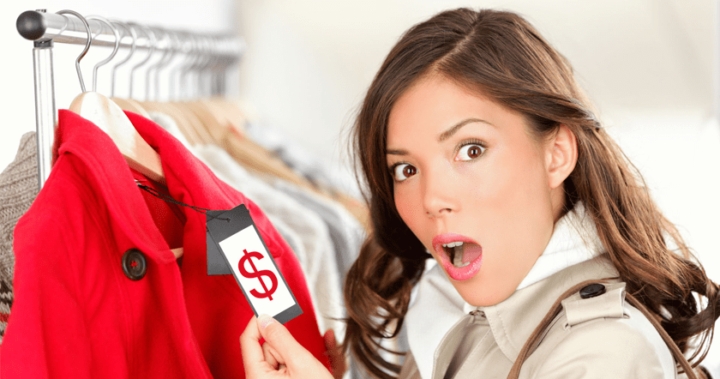 Экономия на одежде и обуви