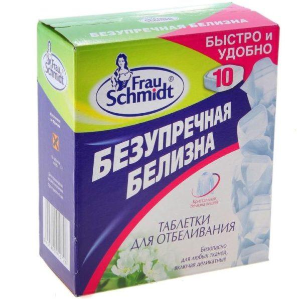 """Frau Schmidt """"Безупречная белизна"""""""