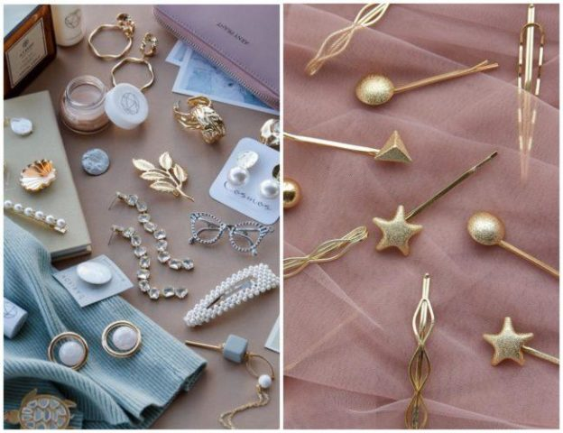 Новогодним балом правит белый металл, прозрачные драгоценные камни и жемчуг