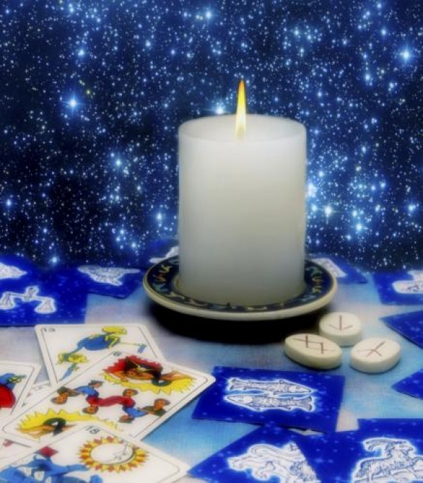 Колдовство и Рождество