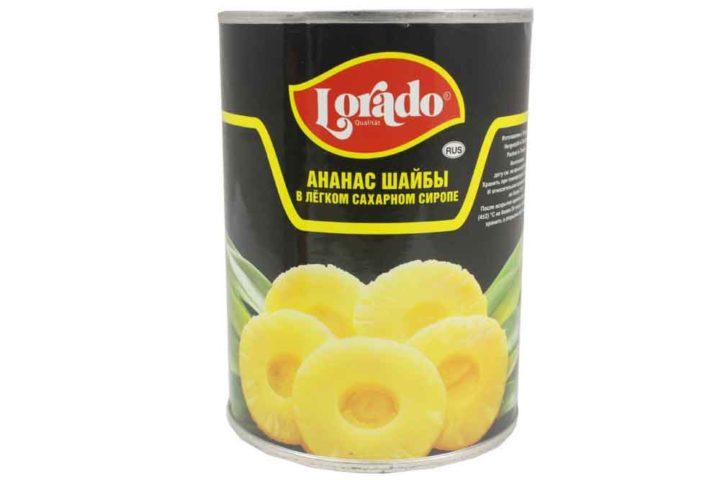 Ананасы Lorado