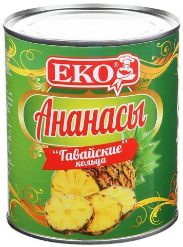 Ананас ЕКО