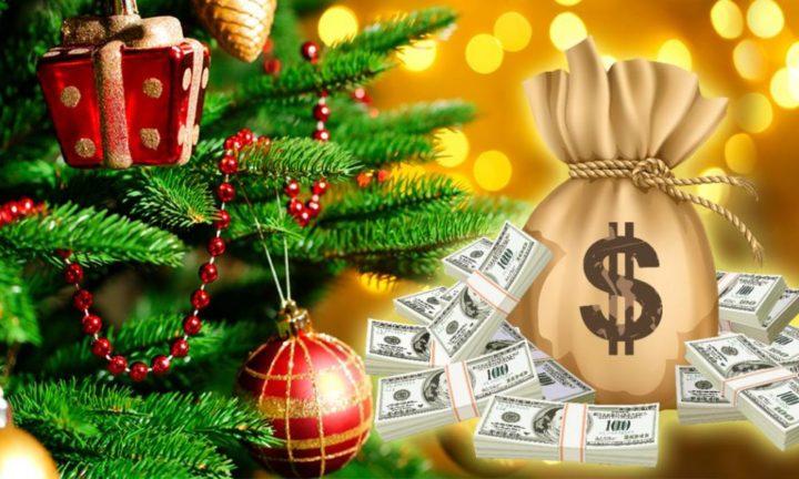 Новый год и деньги