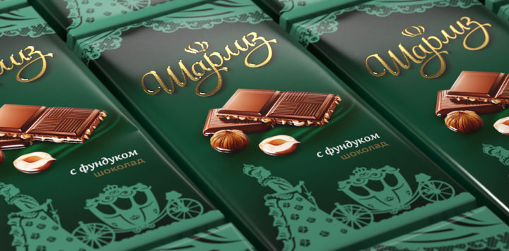 Шоколад Шарлиз