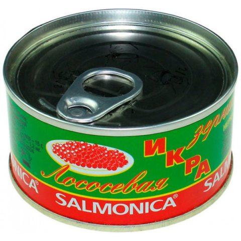 Икра Salmonica
