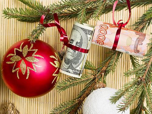 Новогодний ритуал на привлечение денег