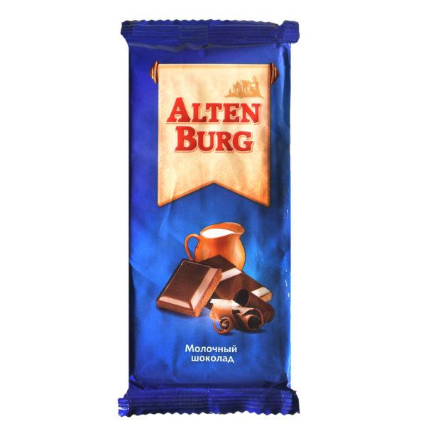 Шоколад Alten Burg