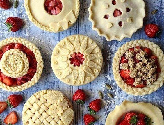 Новогодние сладости ручной работы