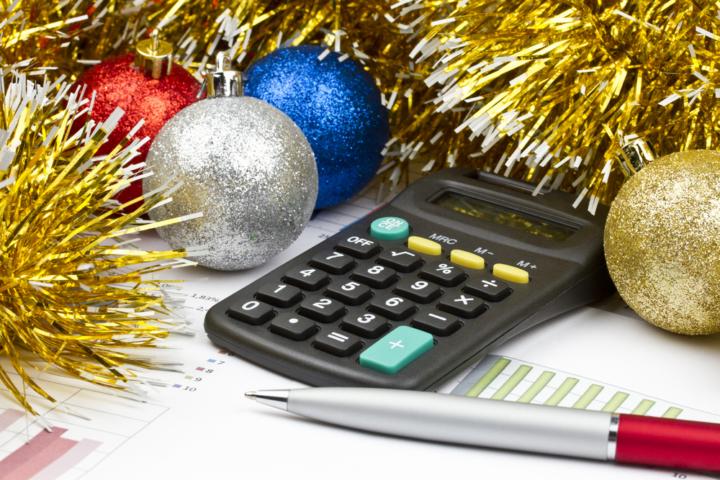 Составление новогоднего бюджета