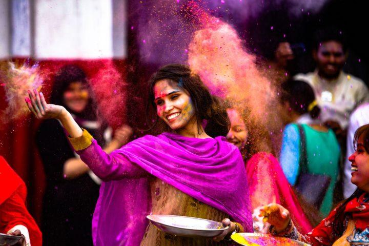 В разных частях Индии Новый год отмечают в разное время года